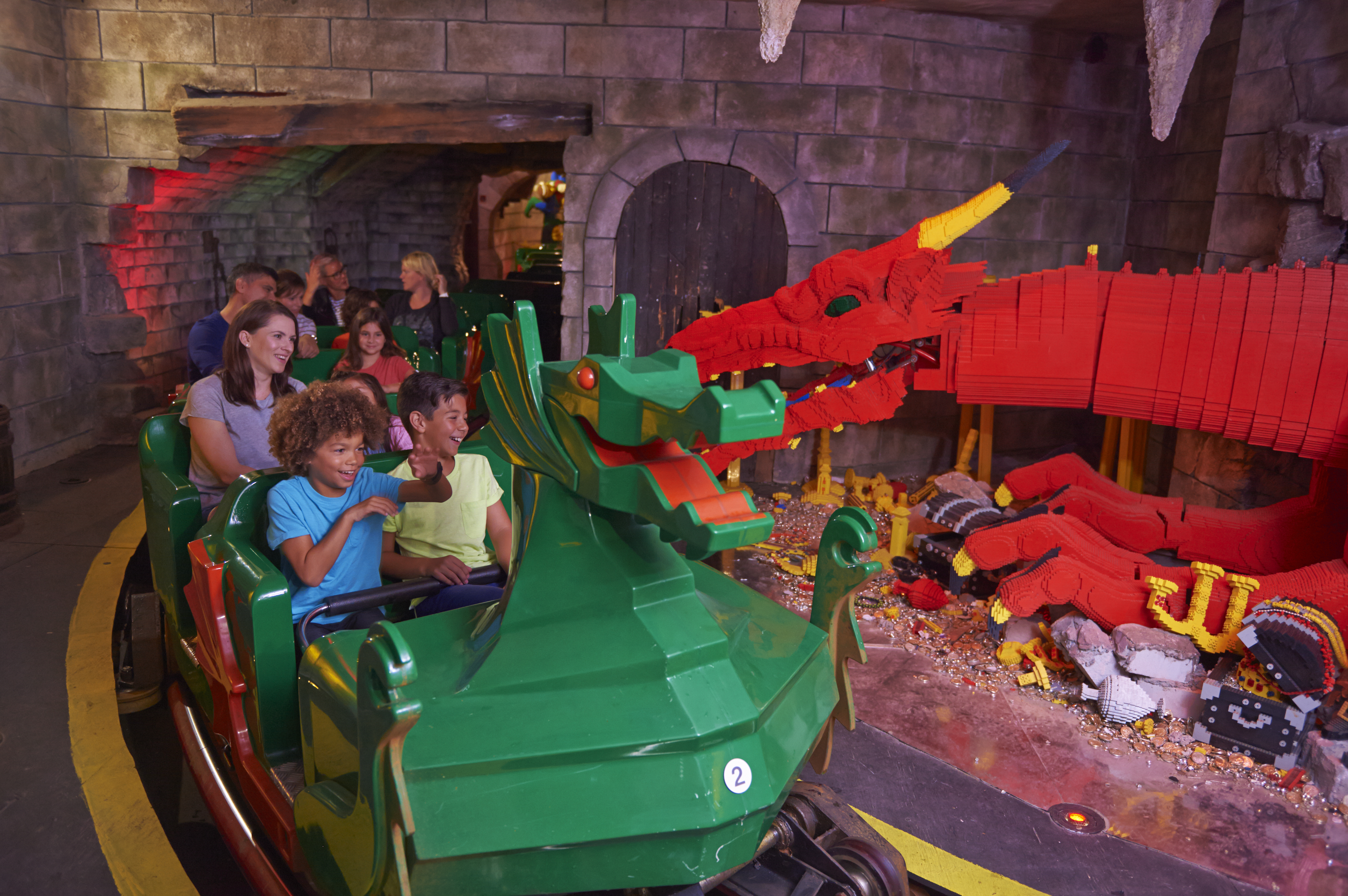 The Dragon at LEGOLAND® Windsor Resort