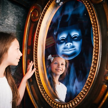 Shrek's Adventure! London Game Show Mirror Mirror