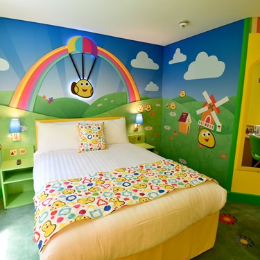 CBeebies Land Hotel at the Alton Towers Resort