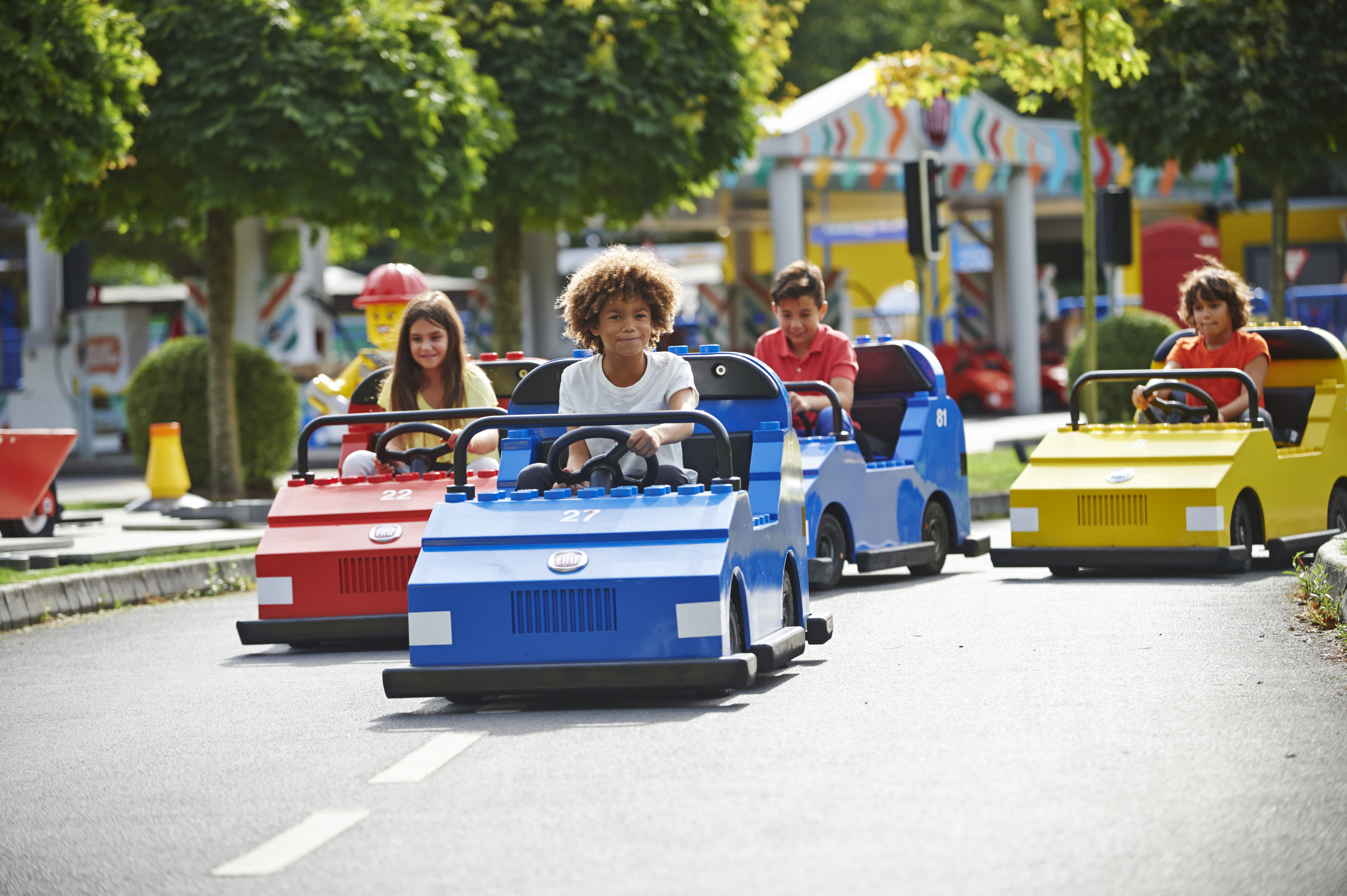 Driving School at LEGOLAND® Windsor Resort