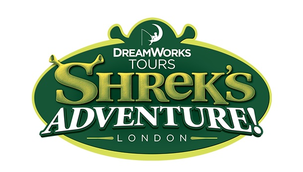 Shrek's Adventure! London logo
