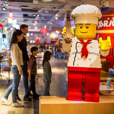 Bricks Restaurant at the LEGOLAND Resort Hotel
