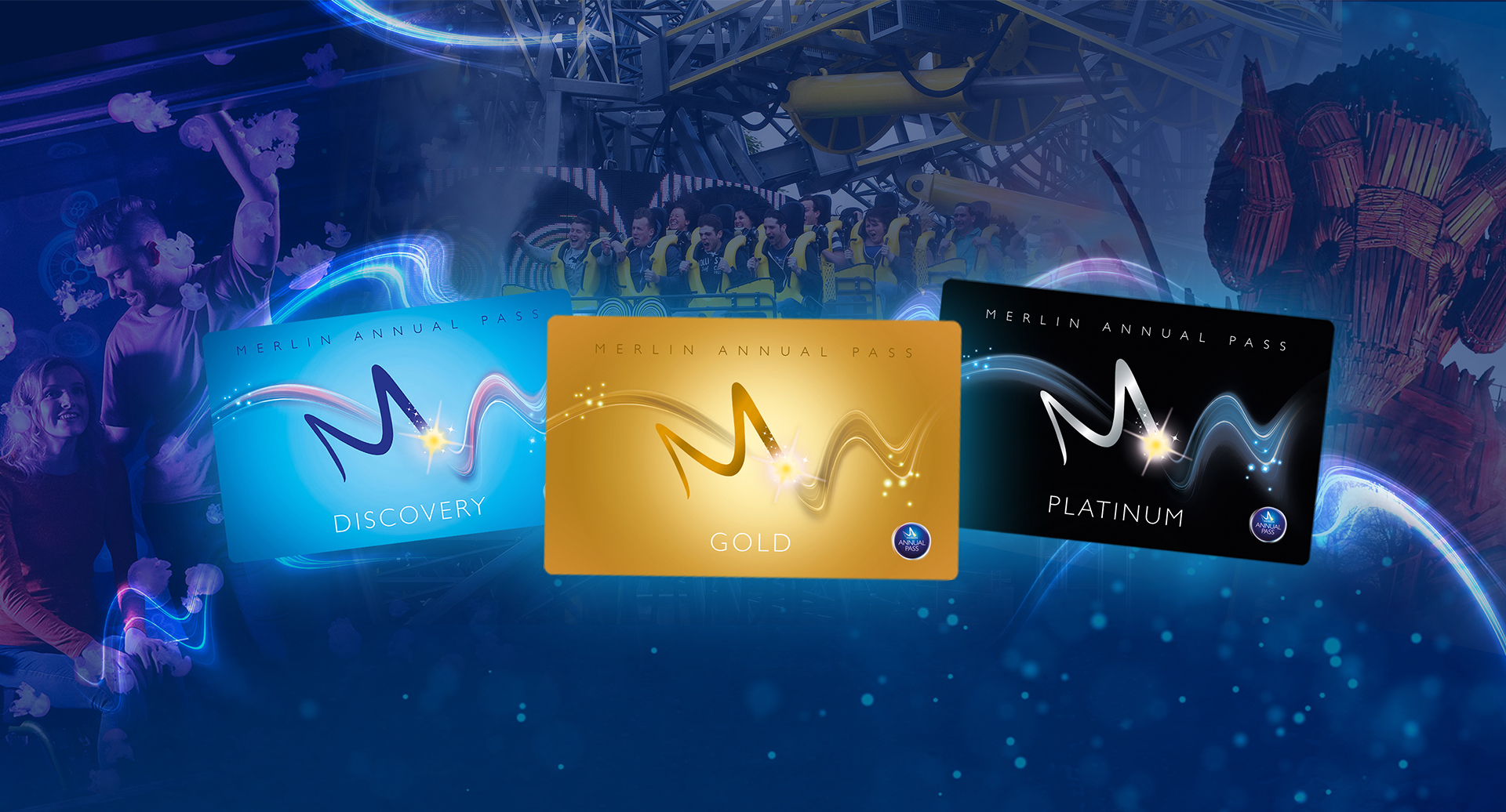 Merlin Annual Passes