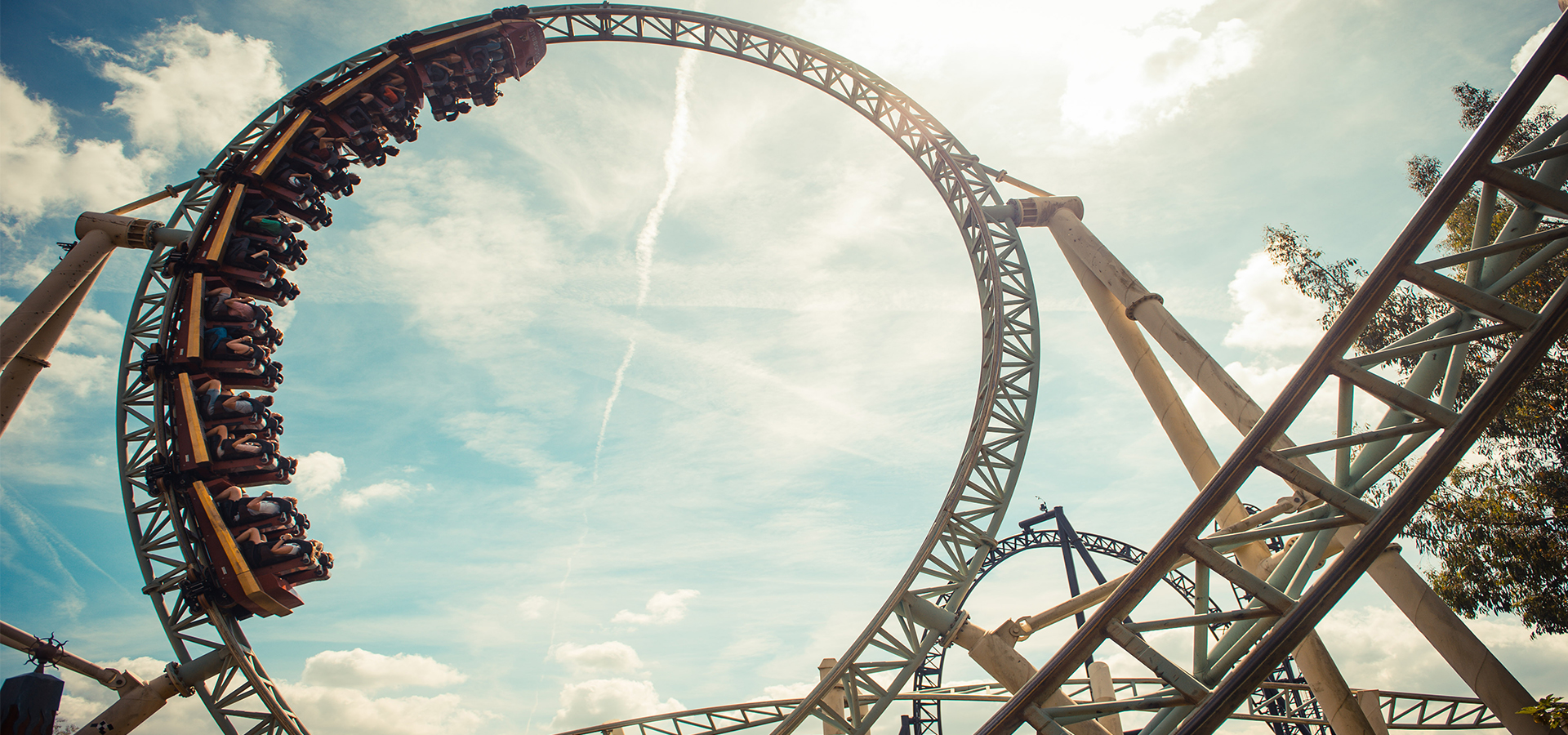 Collosus at THORPE PARK Resort